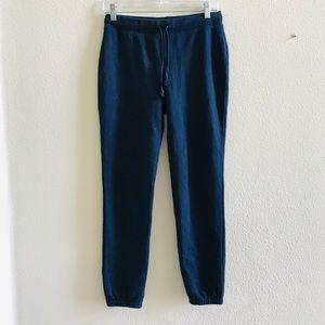 JCREW MERCANTILE navy knit joggers XXS pants